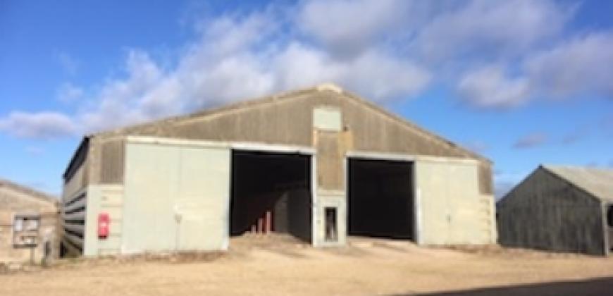 Blankney Fen Yard Storage