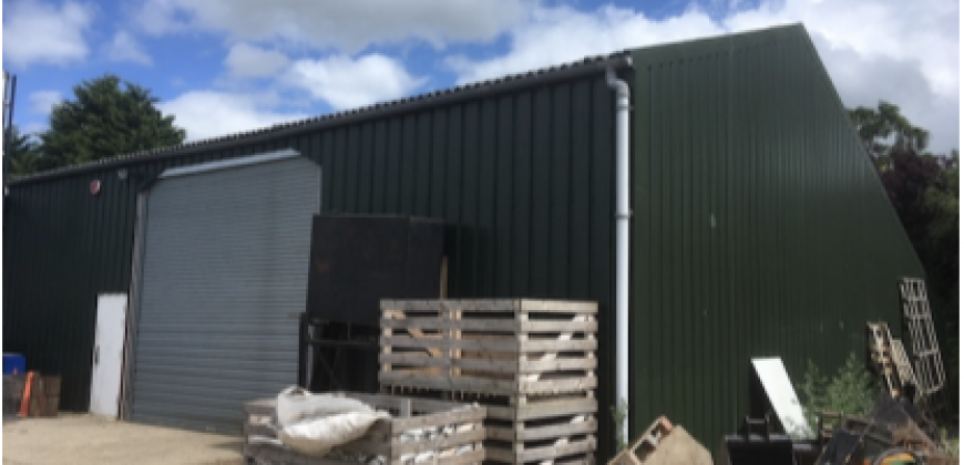 Buildings and Yard Storage at Mill Farm, Alconbury, Huntingdon, Cambridgeshire