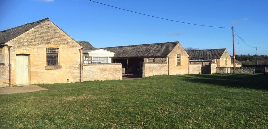 Buildings at Thornhaugh Manor, Peterborough, PE8 6HL